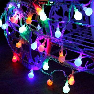 Электротовары по приятным ценам Пульты, Освещение, ФИТОлампы — Новогодние гирлянды