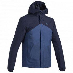 Куртка водонепроницаемая  мужская MH150 QUECHUA