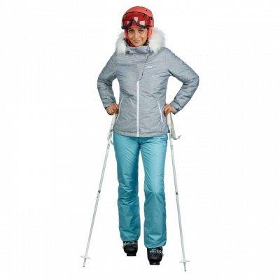 ✔ Decathlon — вместительные рюкзаки, удобные сумки — Женские зимние куртки, в том числе лыжные