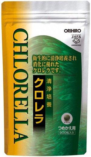 Хлорелла Orihiro, 900 табл