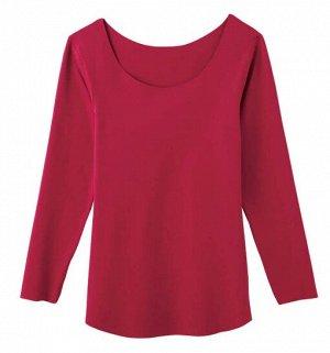 HOTMAGIC - бесшовная термо кофта - яркий розовый