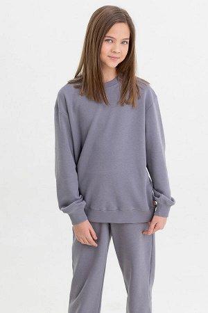 Свитшот Comfort для подростков серый