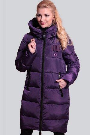 Баклажан Зимнее пальто с утеплителем синтепух – один из самых удачных стильных выборов на холодный период для ежедневной носки. Без больших затрат вы приобретете себе зимнюю вещь, которую можно будет