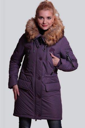 Баклажан Парка – одна из самых любимых курток современных модниц.  Самыми актуальными считаются утепленные парки. Парка – очень удобная и практичная модель куртки. Этот предмет верхней одежды относитс