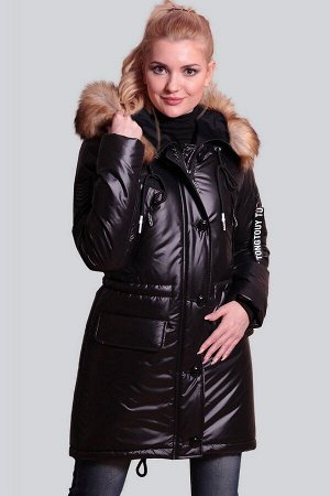 Черный Парка – одна из самых любимых курток современных модниц.  Самыми актуальными считаются утепленные парки. Парка – очень удобная и практичная модель куртки. Этот предмет верхней одежды относится