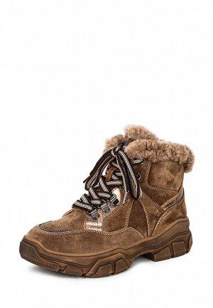 Ботинки женские зимние для активного отдыха JX21W-3239-2A