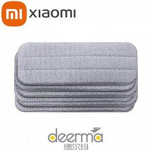 Сменные насадки для швабры с распылителем Xiaomi Mi Deerma Spray Mop / 8 шт.