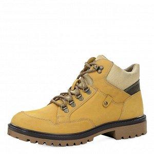 Ботинки мужские (100% Кожа)