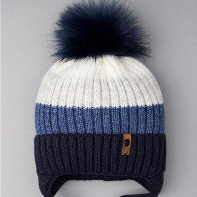 Новое поступление зимних шапок от Русбубона — Зимние шапки для мальчиков
