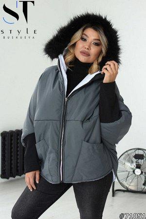 Двусторонняя куртка 71051