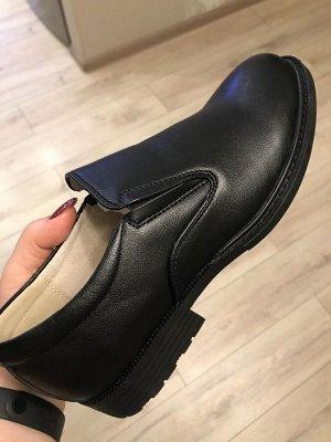 Туфли школьные для мальчика