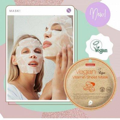 🍁 KOREA BEAUTY. ХИТ! Согревающая маска для глаз от WellDerma — Purederm-источник витаминов и питательных веществ
