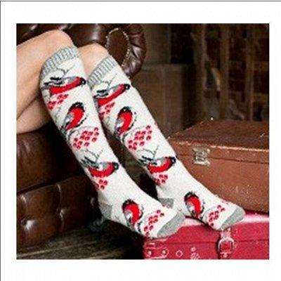 Бабушкины носки. Шерстяные носки от 93 рублей
