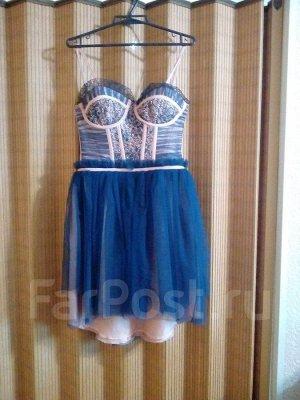 Дизайнерское воздушное шифоновое платье для Дюймовочки