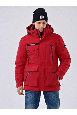 Мужская куртка-парка Alpha Endless 19519 Красный