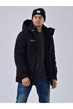 Мужская куртка-парка Alpha Endless 19519 Черный