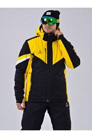 Мужская куртка (WINTER) Evil Wolf 77045 Желтый