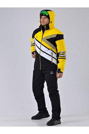 Мужской зимний костюм (WINTER) Evil Wolf 9970 Желтый