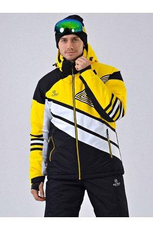 Мужская куртка (WINTER) Evil Wolf 9970 Желтый
