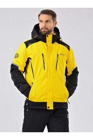 Мужская куртка (WINTER) Evil Wolf 9976 Желтый