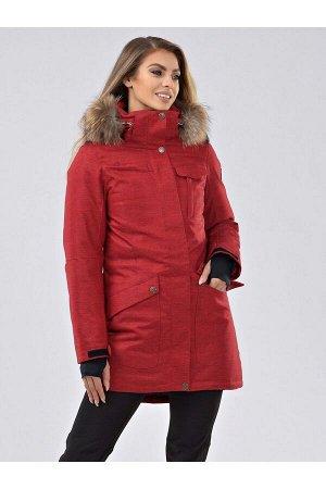 Женская ARCTIC SERIES куртка-парка Azimuth В 20790_116 Кирпичный