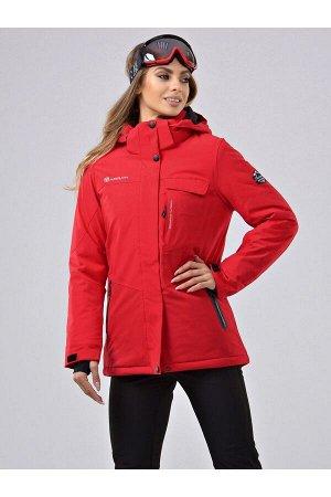 Женская куртка Azimuth В 21809_82 Красный