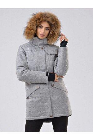 Женская ARCTIC SERIES куртка-парка Azimuth В 20790_119 Серый
