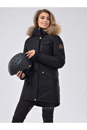 Женская ARCTIC SERIES куртка-парка Azimuth В 20790_117 Черный