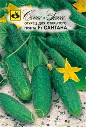 Семко Огурец САНТАНА F1 ^(0,5г)