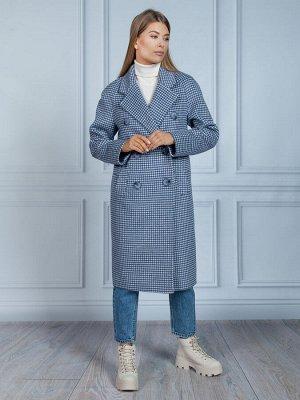 Пальто Ткань верха: Ворсовая (шерсть 60%; вискоза 20%; полиэстер 20%)  Женское пальто классического кроя - очень популярный и модный элемент женского гардероба. Модель классического кроя с английским