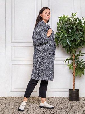 Пальто Ткань верха: Ворсовая (нейлон 50%; полиэстер 40%; вискоза 10%)  Женское пальто классического кроя - очень популярный и модный элемент женского гардероба. Модель классического кроя с английским