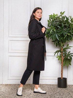 Пальто Ткань верха: Велюр (шерсть 60%, полиэстер 30%, акрил 10%)  - Молодежное оригинальное пальто, демисезонное в классическом стиле. Прямой силуэт и английский воротник делает модель утонченной с не