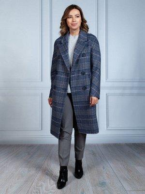 Пальто Ткань верха: Ворсовая (шерсть 70%, поливискоза 30%)  Женское пальто классического кроя - очень популярный и модный элемент женского гардероба. Модель классического кроя с английским воротником