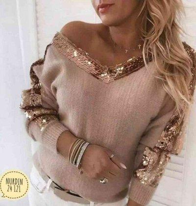 Тренд сезона🎯 Купи вельветовое платье за 1170р — СКИДКИ до 50%💣 Свитшоты, блузы, рубашки и кардиганы