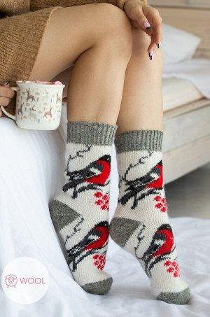 Happy Fox, Женские шерстяные носки