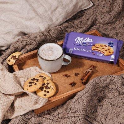 """Шоколад 🍫 для каждого на каждый день — Бисквитная композиция """"Милка"""""""