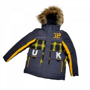 Куртка-парка на мальчика зимняя