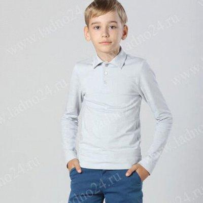 Верхняя одежда для всей семьи. Распродажа. Доставка 2-3дня — Поло для мальчиков. Быстрый развоз