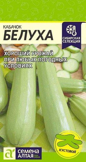 Кабачок Белуха/Сем Алт/цп 2 гр. Сибирская Селекция!