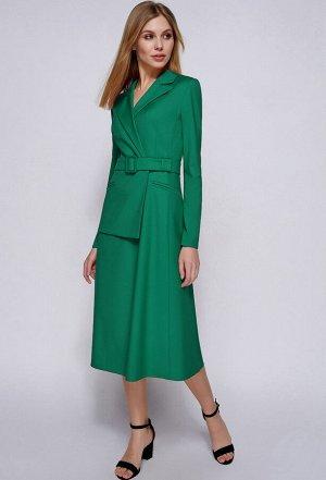 Платье Bazalini 3958 зеленый