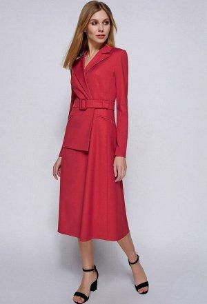 Платье Bazalini 3958 красный