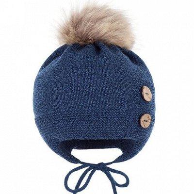 Чудо-Кроха ❄ Отличные зимние перчатки и шапки — Шапки вязанные Зима