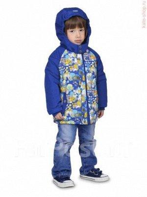 Куртка для мальчика Sno Katt Отличное состояние