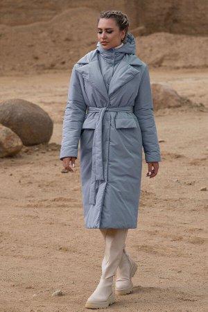 Пальто Пальто Golden Valley 7122 №2  Состав: ПЭ-100%; Сезон: Осень-Зима Рост: 170  Пальто утепленное, с центральной застежкой на пришивные кнопки, отложным воротником и лацканами. Перед отрезной по л