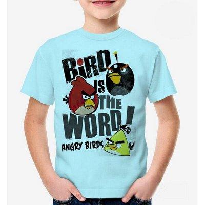 Мегамаркет футболок — женские, детские, для пар! и сумки — Футболки детские - 2