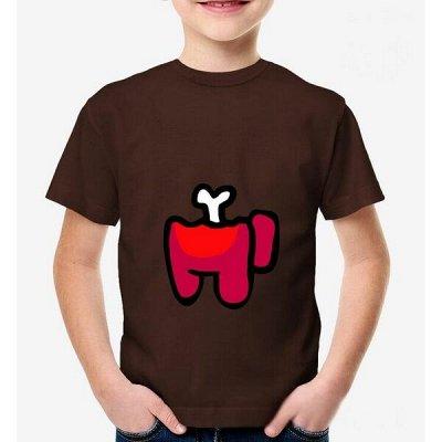 Мегамаркет футболок — женские, детские, для пар! и сумки — Футболки детские - 4