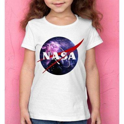 Мегамаркет футболок — женские, детские, для пар! и сумки — Футболки для девочек - 2