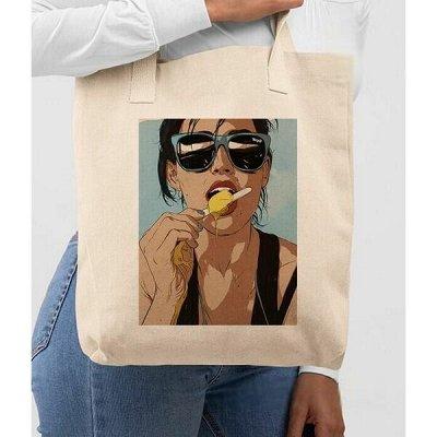 Мегамаркет футболок — женские, детские, для пар! и сумки — Сумки - 4