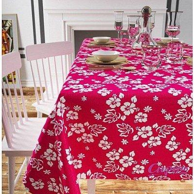 Сирень. Фотошторы и текстиль для дома! Шторы от 900 руб — Сирень. Скатерть габардин 145*120 3D