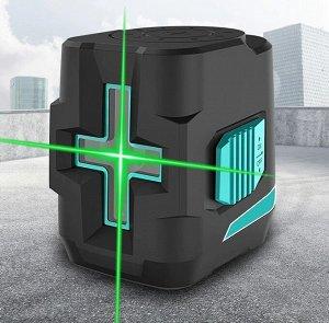 Лазерный уровень MILESEEY 2 зеленых луча